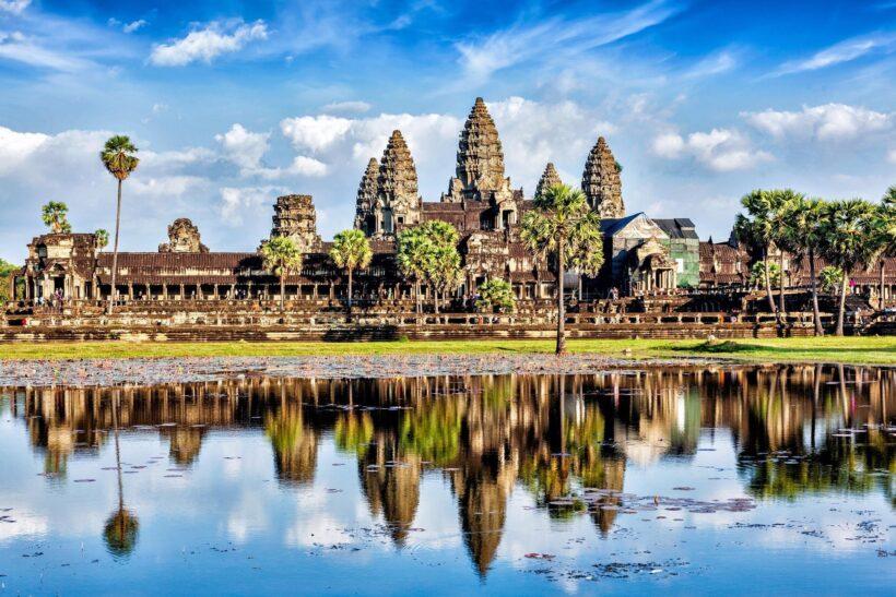 Hình ảnh các đền đài ở Siem Reap