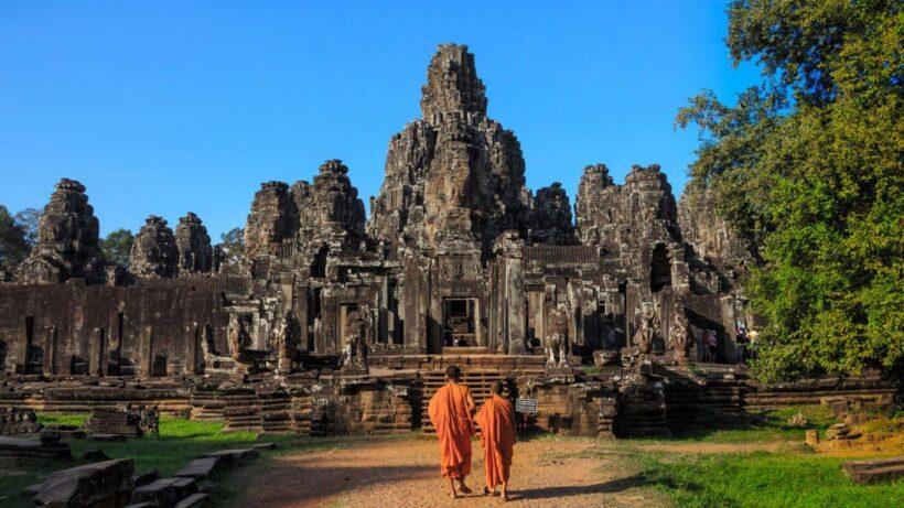 Hình ảnh các ngôi đền khác ngoài Angkor Wat