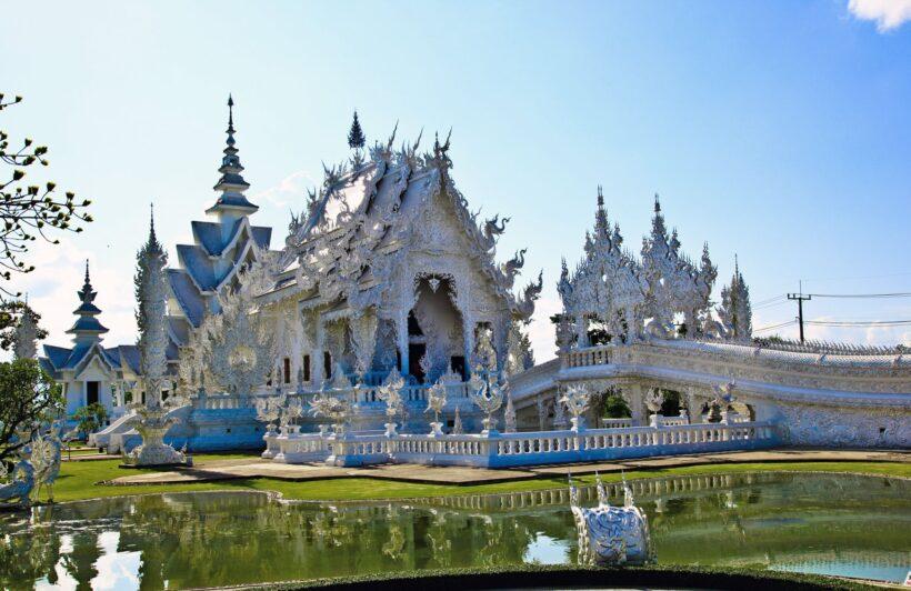 Hình ảnh cùng điện hoàng gia tại Siem Reap