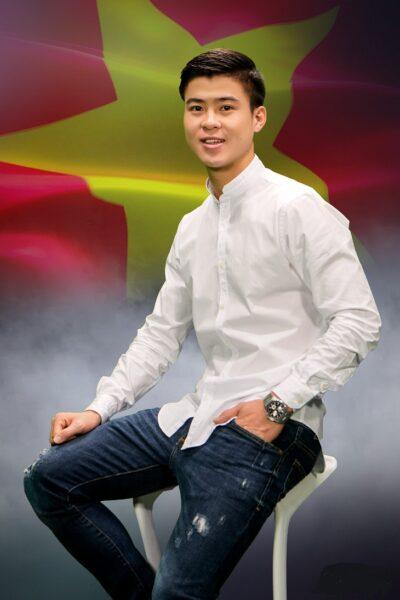 Hình ảnh Duy Mạnh ( cầu thủ bóng đá)