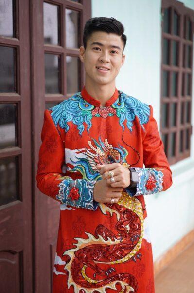 Hình ảnh Duy Mạnh ( cầu thủ bóng đá) kết hôn