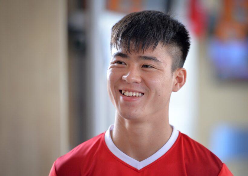 Hình ảnh Duy Mạnh ( cầu thủ bóng đá) mới nhất