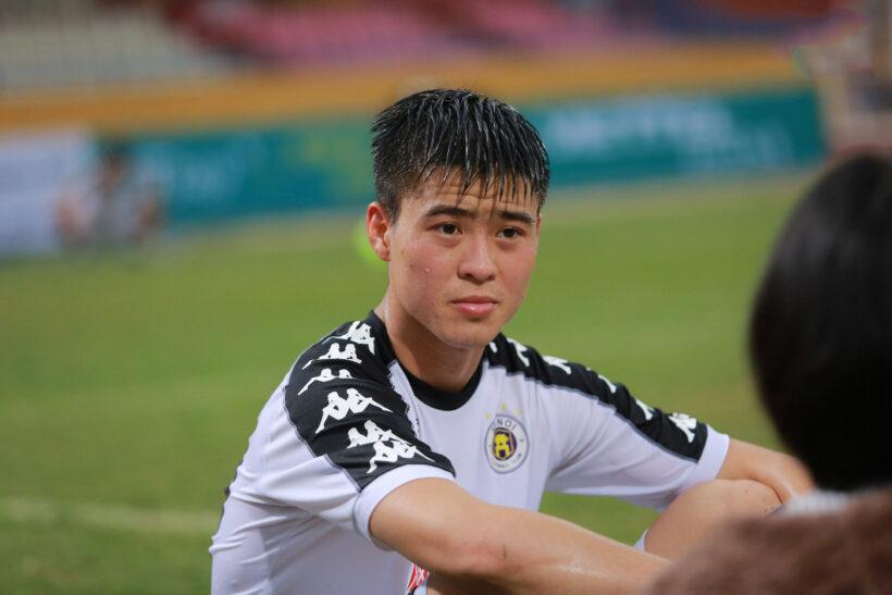 Hình ảnh Duy Mạnh ( cầu thủ bóng đá) nghỉ ngơi