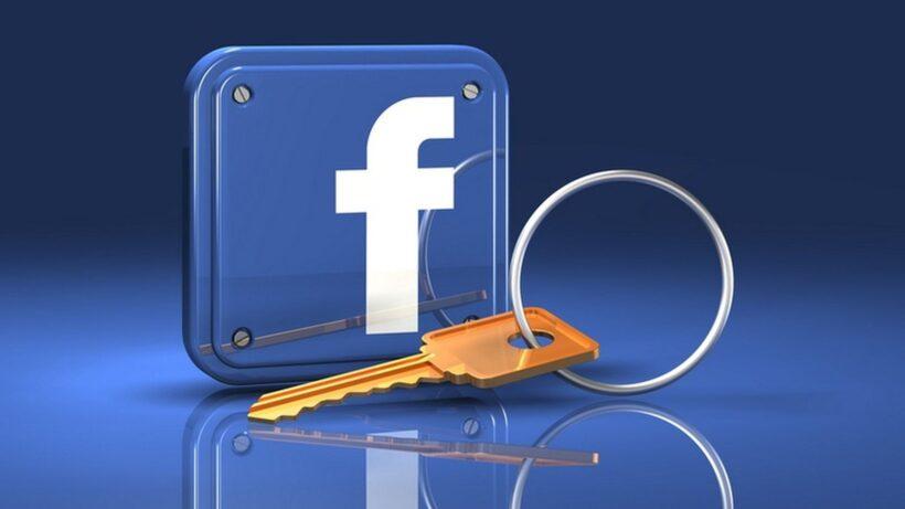 Hình ảnh Facebook chìa khóa