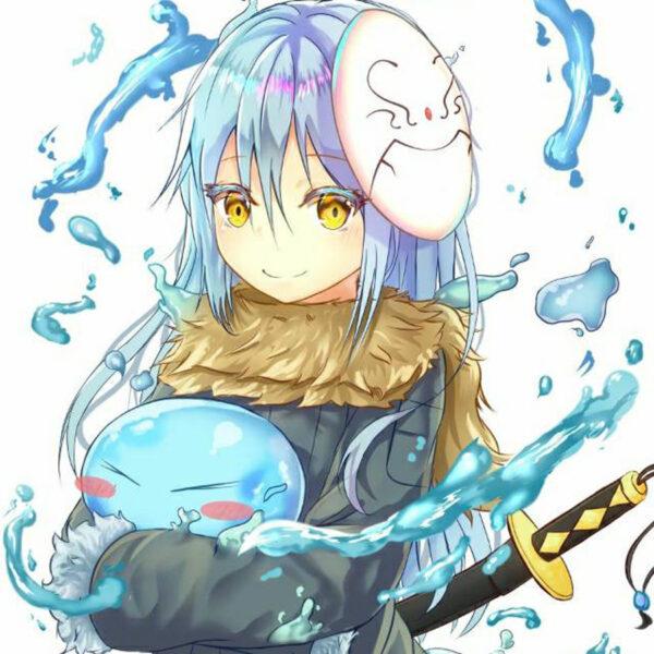 Hình ảnh, hình nền Rimuru và mặt nạ