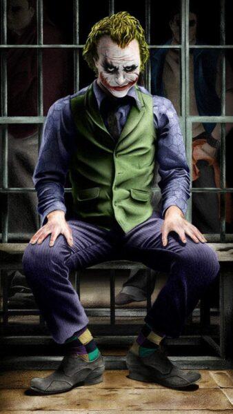 hình ảnh Joker ấn tượng