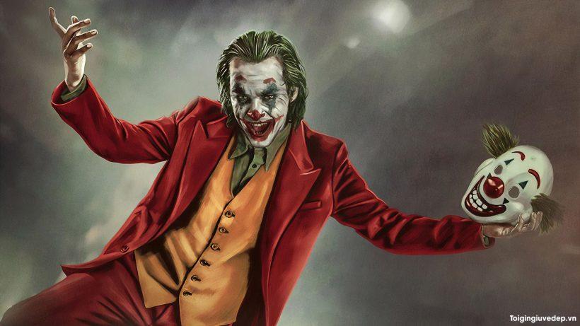 Hình ảnh Joker đẹp, ngầu, ấn tượng và độc đáo nhất