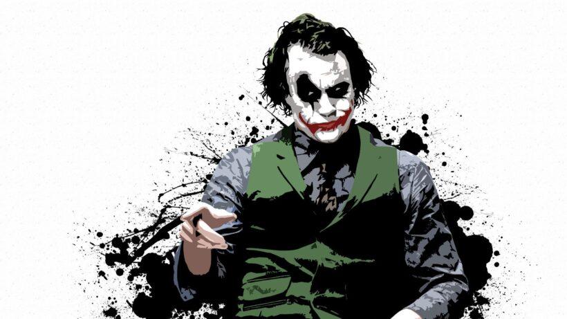 hình ảnh Joker gian xảo