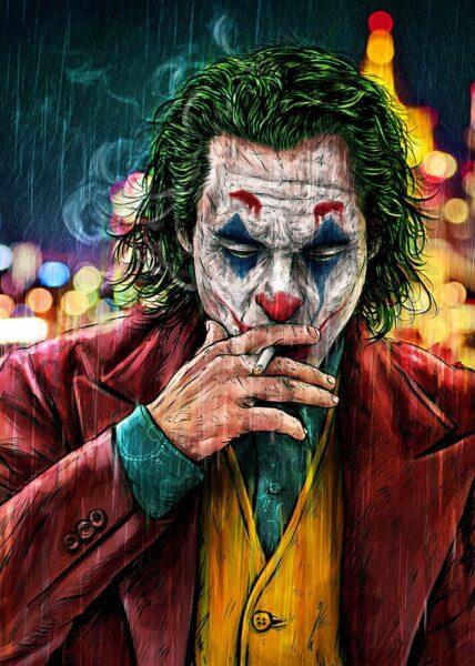 hình ảnh Joker ngầu ấn tượng