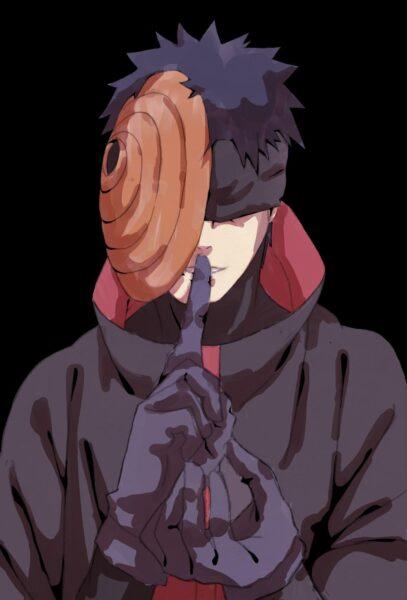 hình ảnh Obito ấn tượng