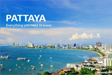 Hình ảnh Pattaya đẹp nhất