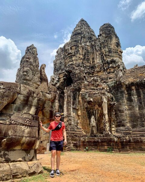 Hình ảnh Siem Reap cực ấn tượng