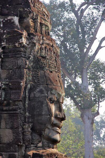 Hình ảnh Siem Reap với nét đẹp của kiến trúc cổ