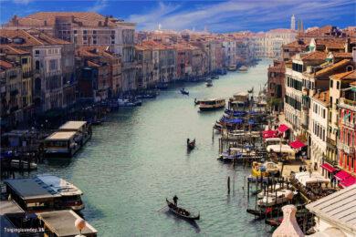 Hình ảnh thành phố Venice đẹp nhất