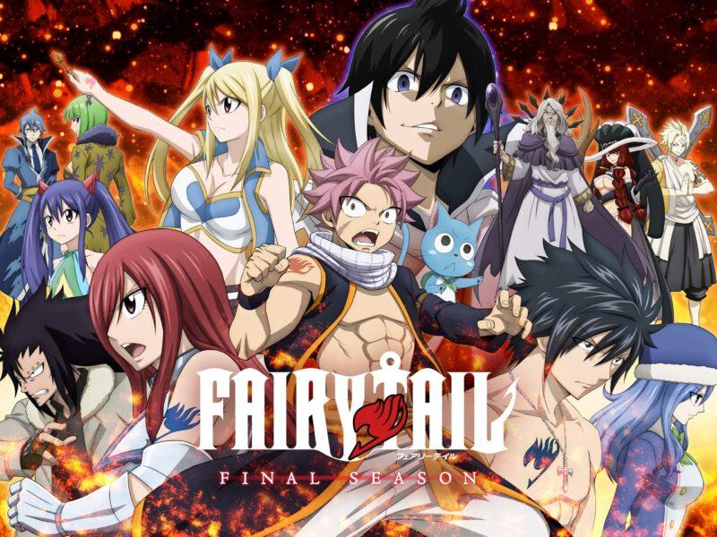 Hình nền Fairy Tail không thể bỏ qua