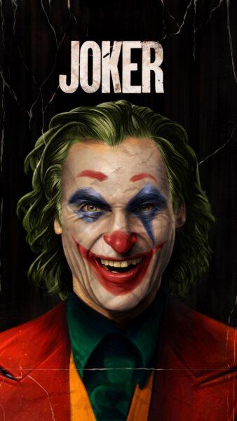 hình nền Joker 4K cho điện thoại