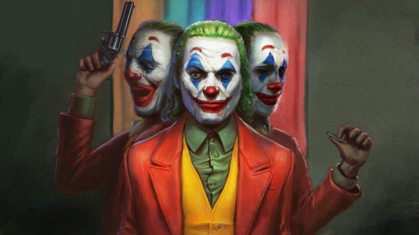 hình nền Joker 4K cho máy tính đẹp