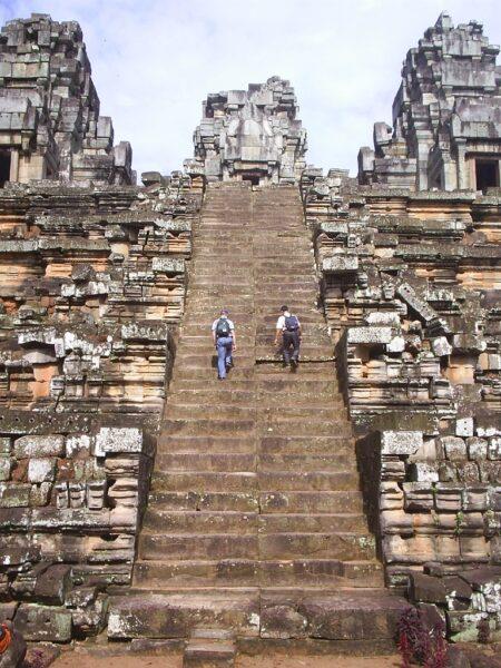 Ngôi đền tuyệt đẹp ở Siem Reap