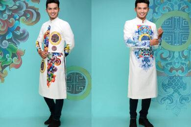 Những mẫu áo dài cách tân nam giới đẹp, xu hướng và thu hút nhất