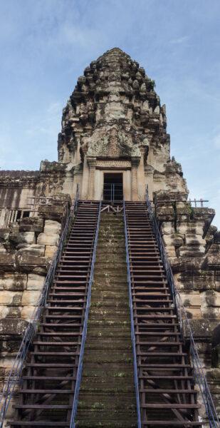 Vẻ đẹp cổ kính của Angkor Wat ở Siem Reap