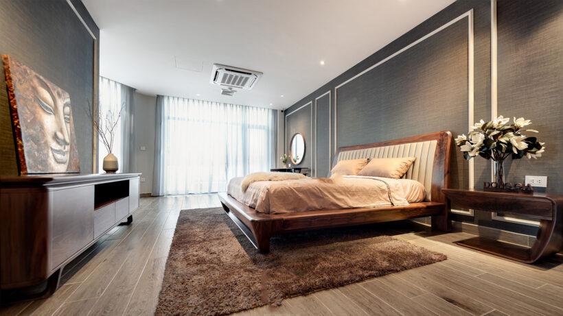 hình ảnh giường ngủ ấn tượng