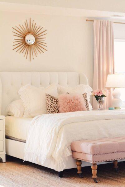 hình ảnh giường ngủ công chúa