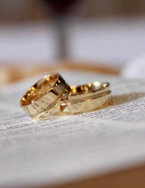 hình ảnh nhẫn cưới dành cho điện thoại