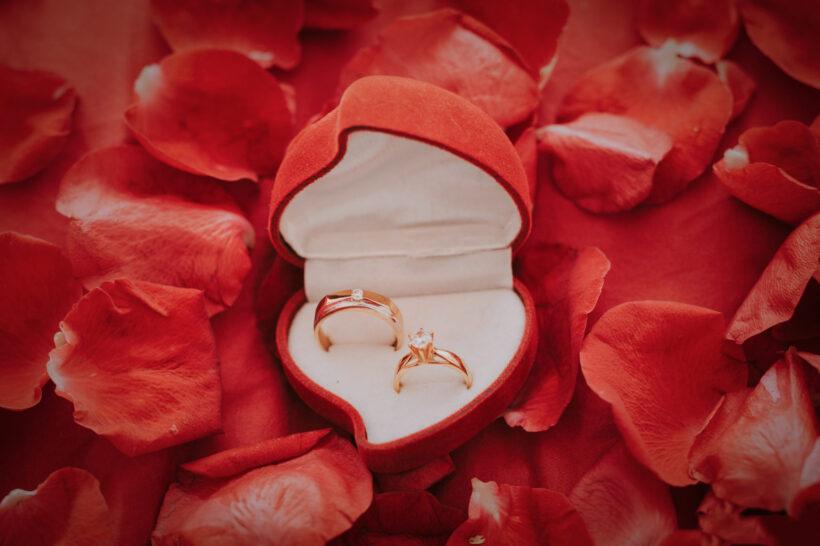 Hình ảnh nhẫn cưới đẹp độc đáo nhất