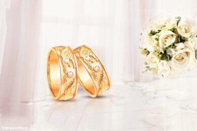 Hình ảnh nhẫn cưới đẹp, gắn kết yêu thương giữa vợ và chồng