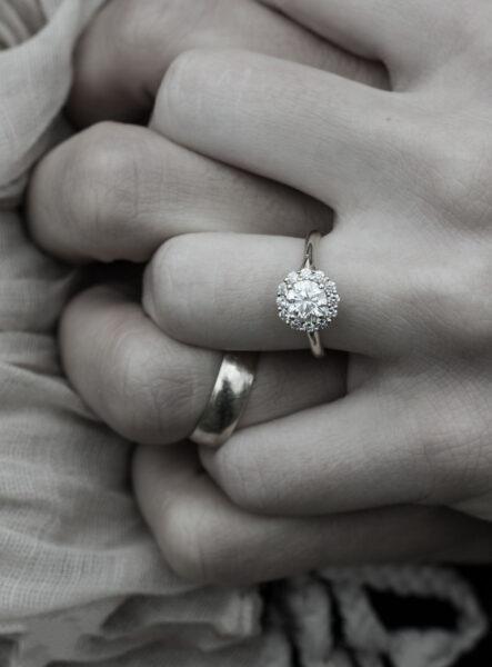 hình ảnh nhẫn cưới độc đáo nhất