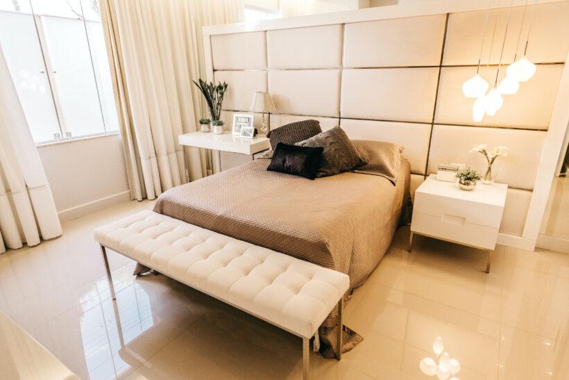 mẫu giường ngủ đẹp đơn giản
